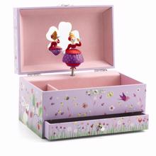 Djeco Jewelry Box With Music Princess