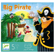 Djeco The Giant Pirate