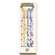 Djeco Lovely Paper Glitter Pen