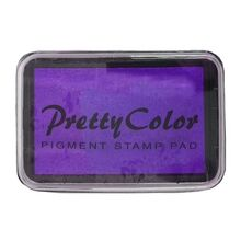 Goki Pigment Stamp Pad Dark Purple