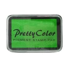 Goki Pigment Stamp Pad Light Green