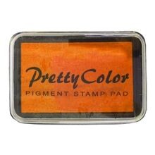Goki Pigment Stamp Pad Orange