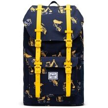 Herschel Little America Youth Backpack Construction Zone