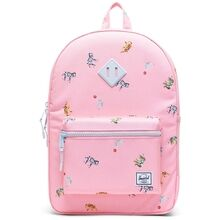 Herschel Heritage Youth XL ryggsekk Candy Pink Circus Animals