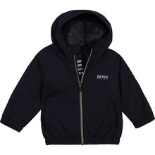 Hugo Boss Baby Boy Windbreaker Navy
