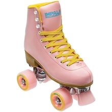 Impala Rollerskaters Pink/Yellow