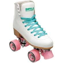 Impala Rollerskaters White