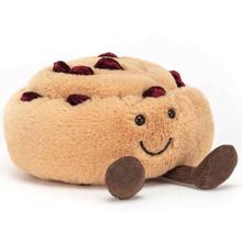 Jellycat Amuseable Pain Au Raisin 12 cm