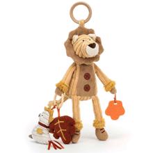 Jellycat Cordy Roy Lion Activity Toy 28 cm