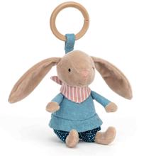 Jellycat Little Rambler Bunny Activity Toy 14 cm