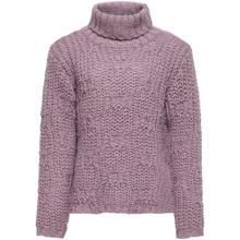 Kids ONLY BARN Elderberry Havana Pullover Strikk