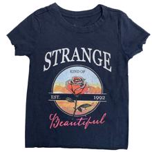 Kids ONLY Night Sky Print Strange Lucy Life T-skjorte