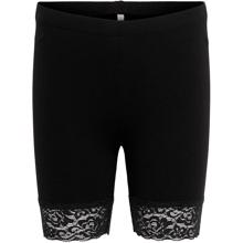 Kids ONLY Black Henna Life City Lace Shorts