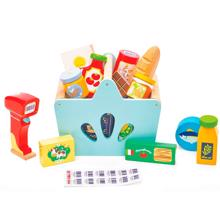 Le Toy Van Honeybake Grocery Set w. Scanner