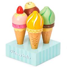 Le Toy Van Honeybake Ice Cream Cones