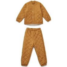 Liewood Luna Thermal Clothing Mustard