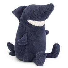 Jellycat Toothy Shark Blue 36 cm TO3SH