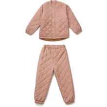 Liewood Luna Thermal Clothing Dark Rose