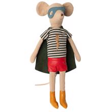 Maileg Superhero Mouse Boy