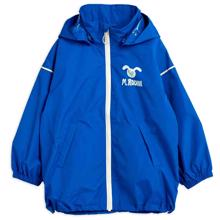 Mini Rodini Windbreaker Blue