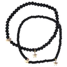 Heroes and Stars Support Bracelet - Black