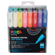 Posca Uni Marker PC-1MR 16 Colors