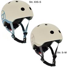 Scoot and Ride Safety Helmet Ash