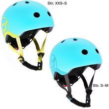 Scoot and Ride Safety Helmet Blueberry
