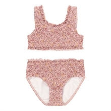 Soft Gallery Misty Rose AOP Flower Swim Heloise Bikini