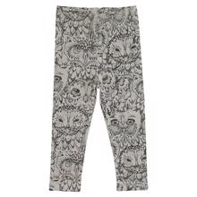 Soft Gallery Drizzle Owl Paula Baby Leggings