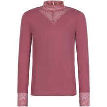 The New Olace Bluse Heather Rose