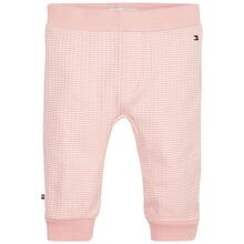 Tommy Hilfiger Baby Bukser Rib Pink Icing
