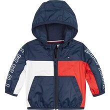 Tommy Hilfiger Baby Tommy Colorblock Jakke Twilight Navy