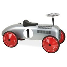 Vilac Race Car Vintage Grey