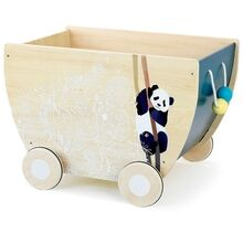 Vilac Toy Wagon
