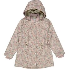 Wheat Alba Jacket Stone Flowers