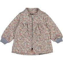 Wheat Termo Dusty Dove Flowers Jacket Thilde
