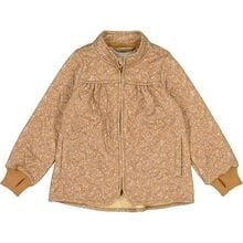 Wheat Termo Golden Flowers Thilde Jacket
