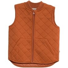 Wheat Termo Terracotta Vest Eden