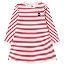 Wood Wood Red Stripes / Off White Aya Dress